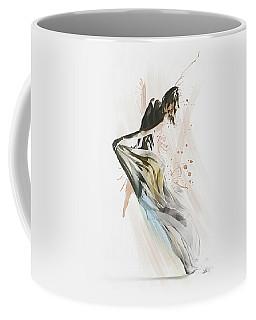 Drift Contemporary Dance Coffee Mug