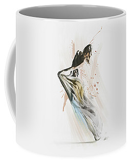 Drift Contemporary Dance Coffee Mug