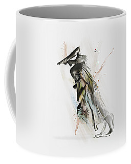 Drift Contemporary Dance Two Coffee Mug