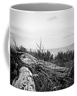 Drift Wood Coffee Mug by Karen Stahlros