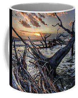 Driftwood Beach 4 Coffee Mug