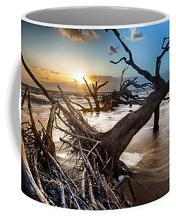 Driftwood Beach 7 Coffee Mug