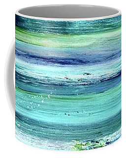 Driftwood Blue Coffee Mug