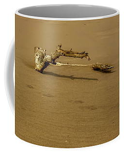 Driftwood Coffee Mug by Elijah Knight