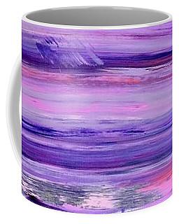 Driftwood Purple Coffee Mug
