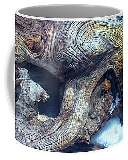 Driftwood Swirls Coffee Mug