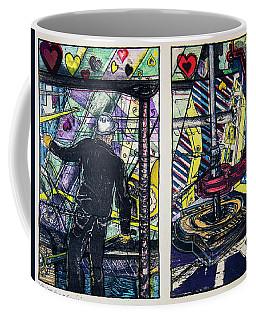 Drillers Love And Gimmicks Coffee Mug