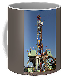Drilling Ahead Coffee Mug
