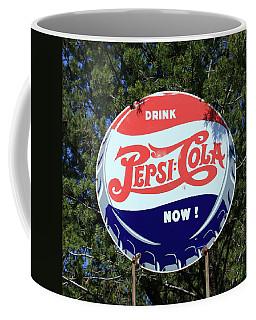 Drink Pepsi - Cola Now  Coffee Mug