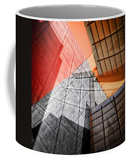 Driven To Abstraction Coffee Mug