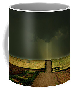 Driving Toward The Daylight Coffee Mug