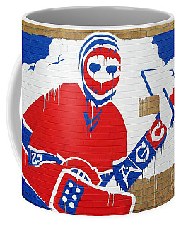 Drop Your Gloves Coffee Mug