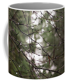 Droplets On Branches Coffee Mug