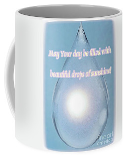 Drops Of Sunshine Coffee Mug