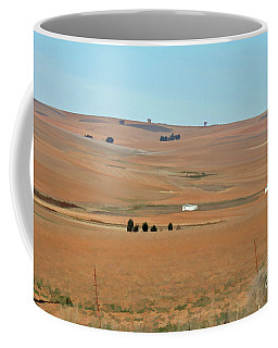 Drought-stricken South African Farmlands - 1 Of 3  Coffee Mug