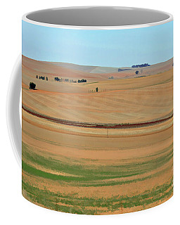 Drought-stricken South African Farmlands - 2 Of 3  Coffee Mug