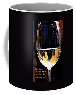 Coffee Mug featuring the photograph Drowning by Ian  MacDonald