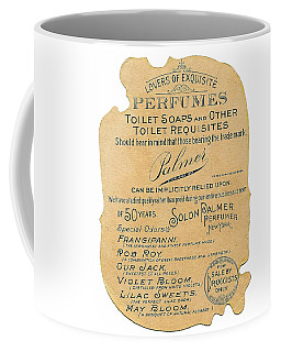 Coffee Mug featuring the photograph Druggists by ReInVintaged