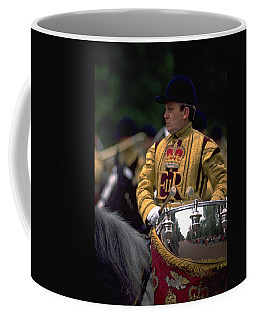 Drum Horse At Trooping The Colour Coffee Mug