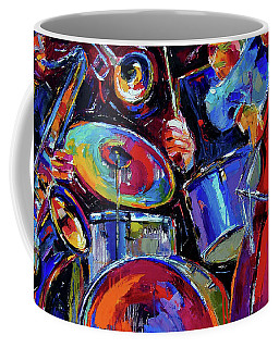 Drums And Friends Coffee Mug