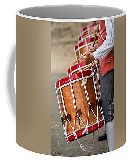 Drums Of The Revolution Coffee Mug