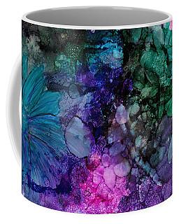 Drunken Flowers Coffee Mug