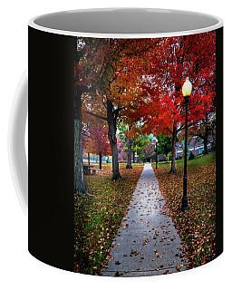 Drury Fall Coffee Mug