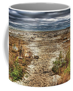 Dry Beach Coffee Mug