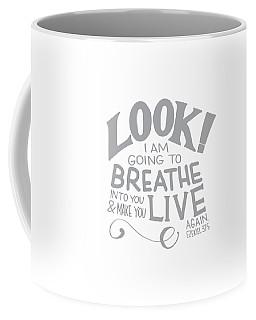 Dry Bones Coffee Mug