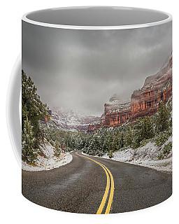 Boynton Canyon Road Coffee Mug