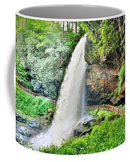 Dry Falls Highlands North Carolina 2 Coffee Mug