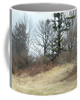 Coffee Mug featuring the photograph Dry Field by Melinda Blackman