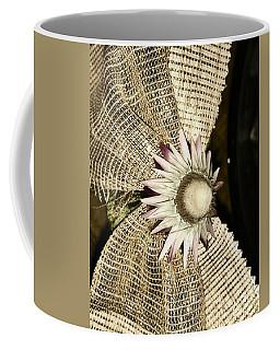 Dry Flower 2 Coffee Mug