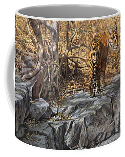 Dry, Hot And Irritable Coffee Mug
