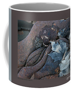 Dry Leaves And Old Steel-ix Coffee Mug