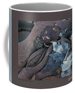 Dry Leaves And Old Steel-ix Coffee Mug