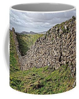 Dry Stone Wall In The Yorkshire Dales Coffee Mug