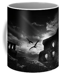 Dryslwyn Castle 3b Coffee Mug