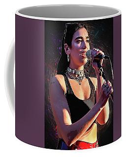 Dua Lipa Coffee Mug