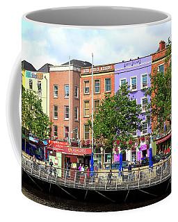Dublin Building Colors Coffee Mug