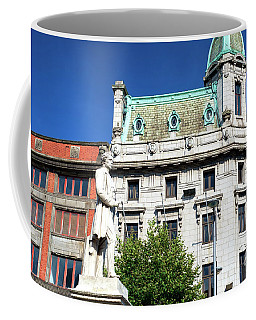 Dublin Monuments Coffee Mug
