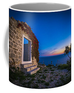 Dubrovnik Ruins Coffee Mug