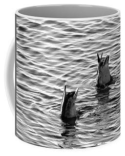 Duckdiving Coffee Mug