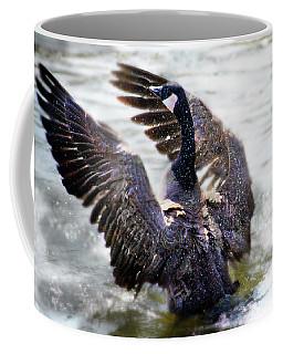Duck Conductor Coffee Mug