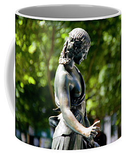Duck Girl Coffee Mug