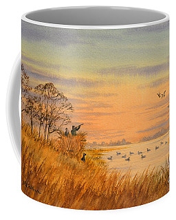 Duck Hunting Calls Coffee Mug