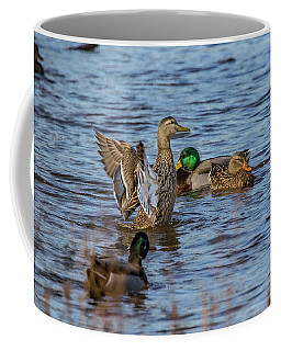 Duck Standing Coffee Mug