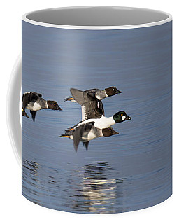 Duckin Out Coffee Mug by Randy Hall