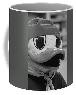 Ducking Around Coffee Mug by Laddie Halupa