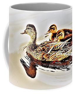 Ducks Coffee Mug